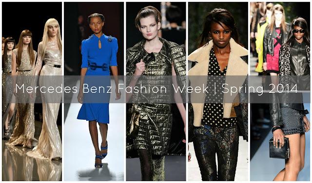 mercedes benz fashion week, fashion, spring 2014