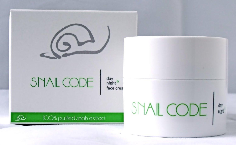 Крем за лице Snail_cream