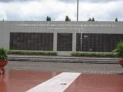 depan Monumen Jogja Kembali
