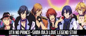 UTA NO PRINCE-SAMA MAJI LOVE LEGEND STAR