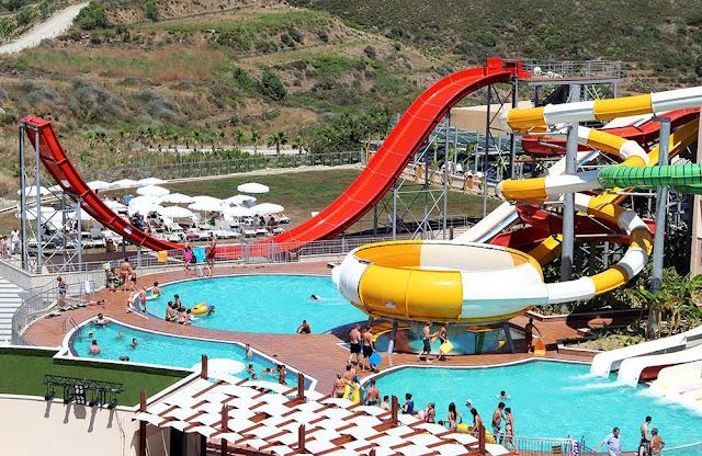 Goldcity Hotel Aquapark