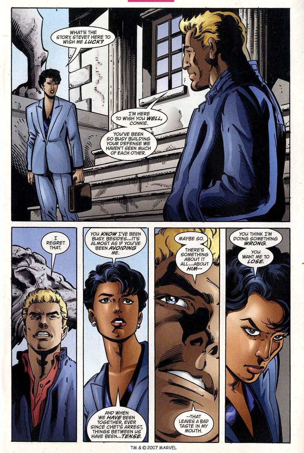 Captain America (1998) Issue #40 #47 - English 5