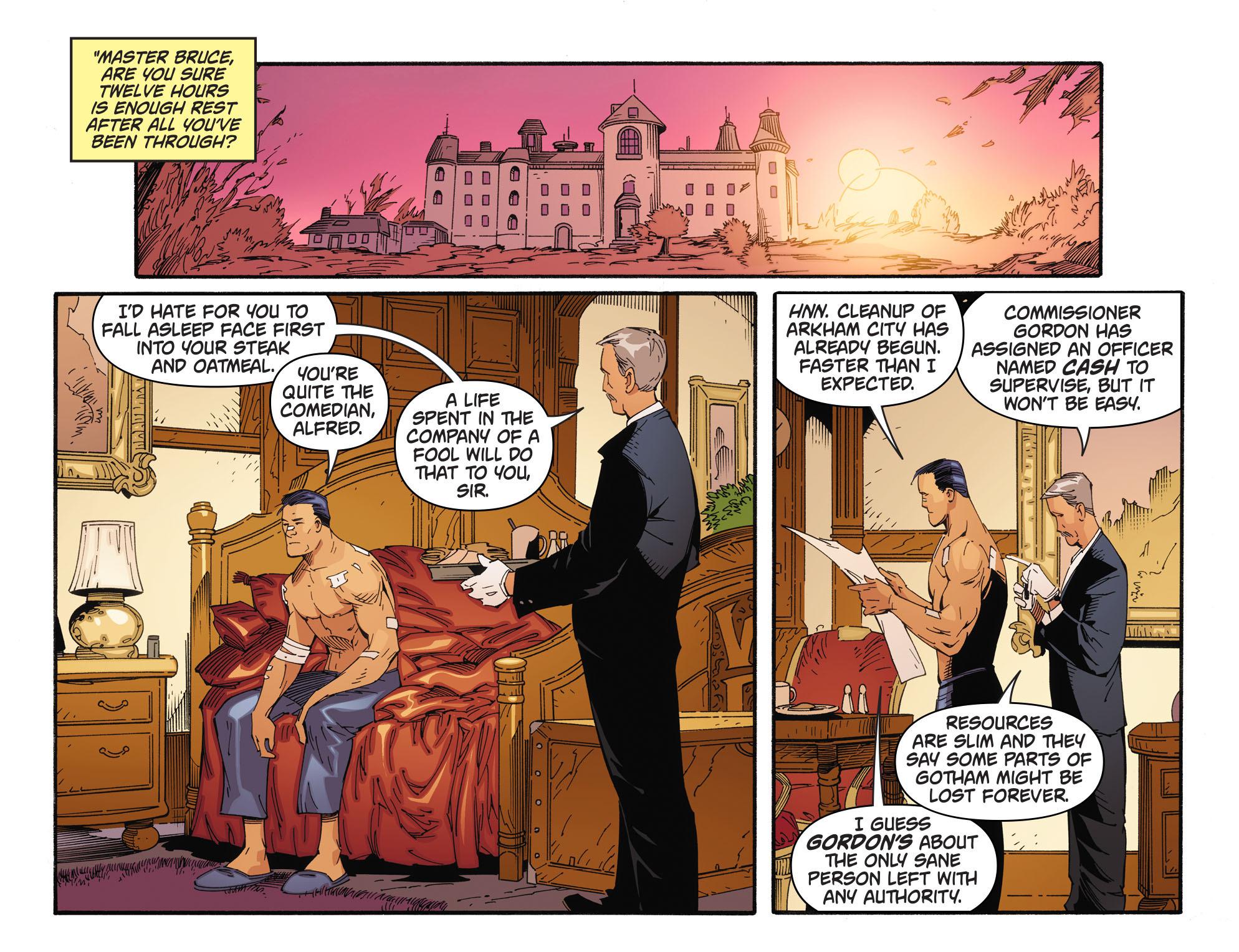 Batman: Arkham Knight [I] Issue #1 #3 - English 15