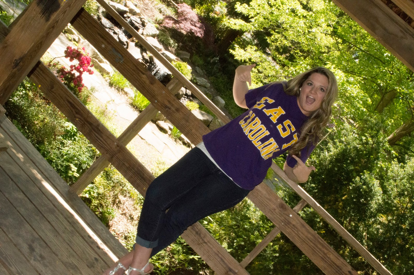 Well Obviously My Name Is Ally And Im 21 Years Old A ECU Pirate Junior An Interior Design Major With Business Minor