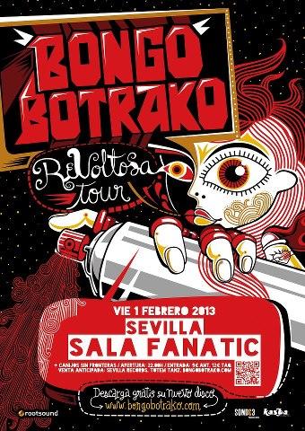 EN ANDALUCIA: Bongo Botrako en Sevilla 1