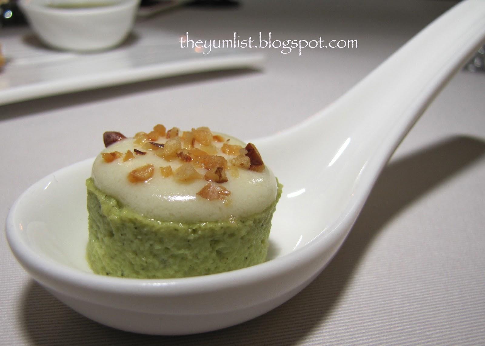 Garibaldi bangsar malaysia the yum list for Amuse bouche cuisine