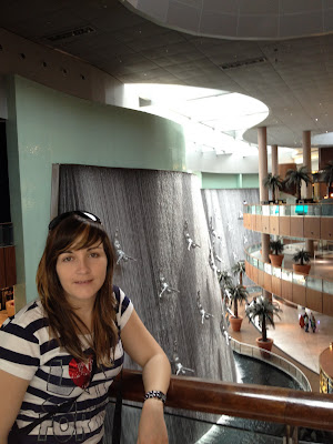 Water Fall, Dubai Mall