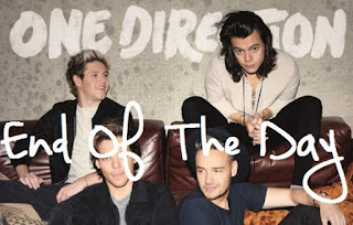 Lirik Dan Chord Lagu One Direction - End Of The Day