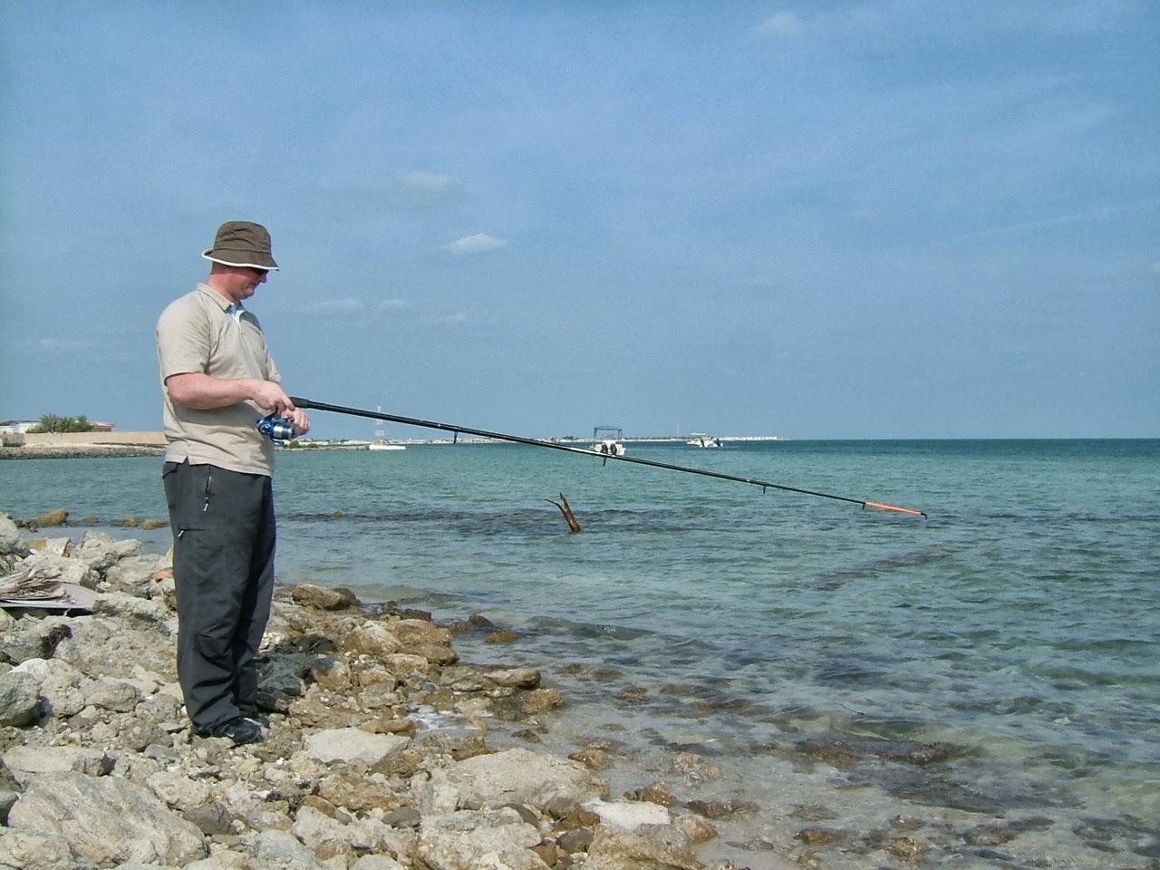 Fly fishing in the arabian gulf uae flyfishing abu for Trout fishing in alabama