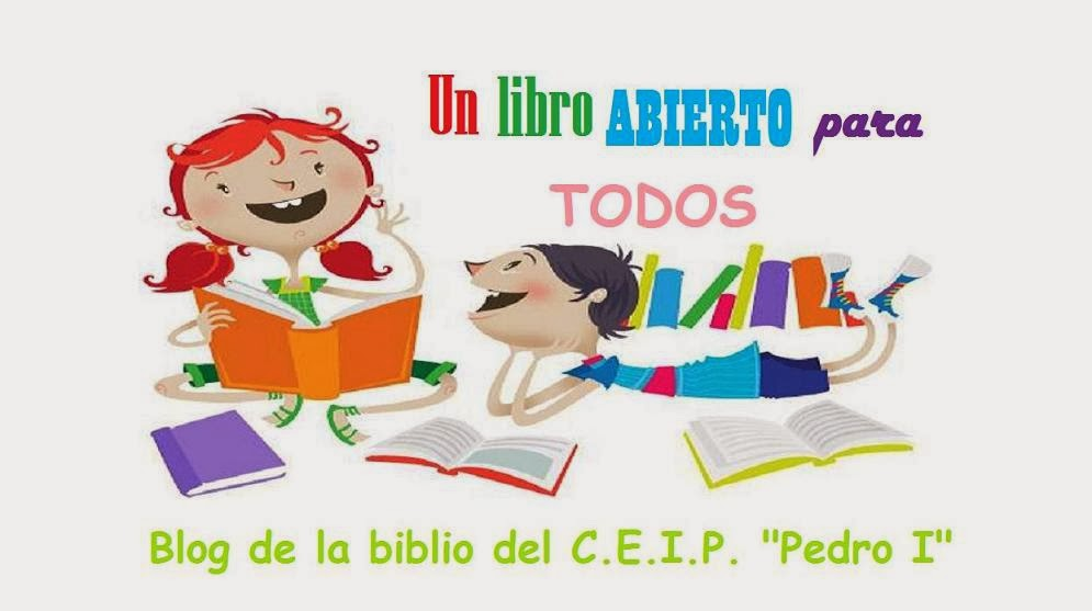 Un libro abierto para todos