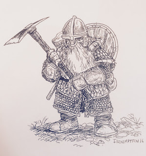 Iron Hills dwarf