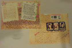 Mail Art By Mary Flower