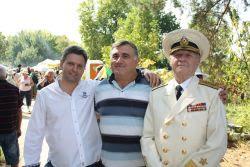 Девети национален събор на приятелите на Русия край язовир Копринка