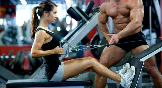 Be talkative when practicing the gym