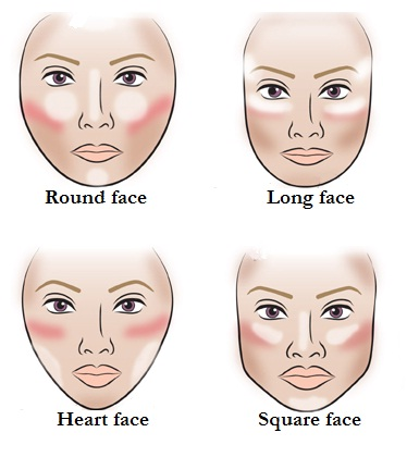 Erinfeisleratmarykay oh contoure and highlight oval face contour apples of cheek and along cheekbones temples even if you wont need to as your face is already symmetrical highlight above ccuart Gallery