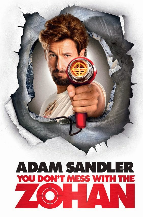 You Don't Mess with the Zohan อย่าแหย่โซฮาน [HD][พากย์ไทย]