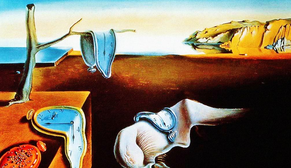 Salvador Dali Melting Clocks My Travels, My ...