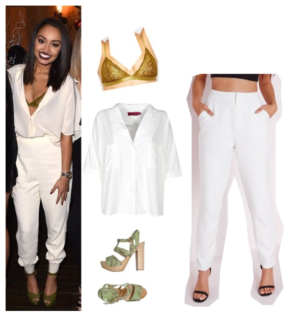 Look for Less: Leigh Anne Pinnock 'Get Weird' Launch Party