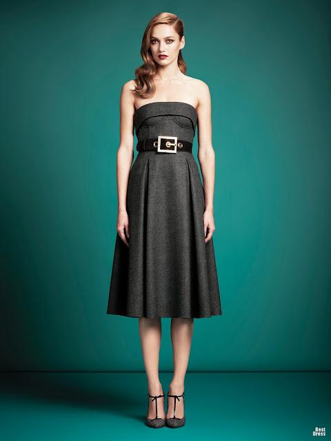 Atractivos vestidos de moda increíbles