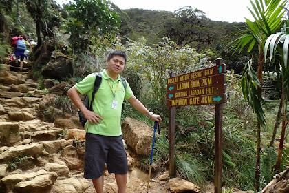 Kota Kinabalu Hiking Package
