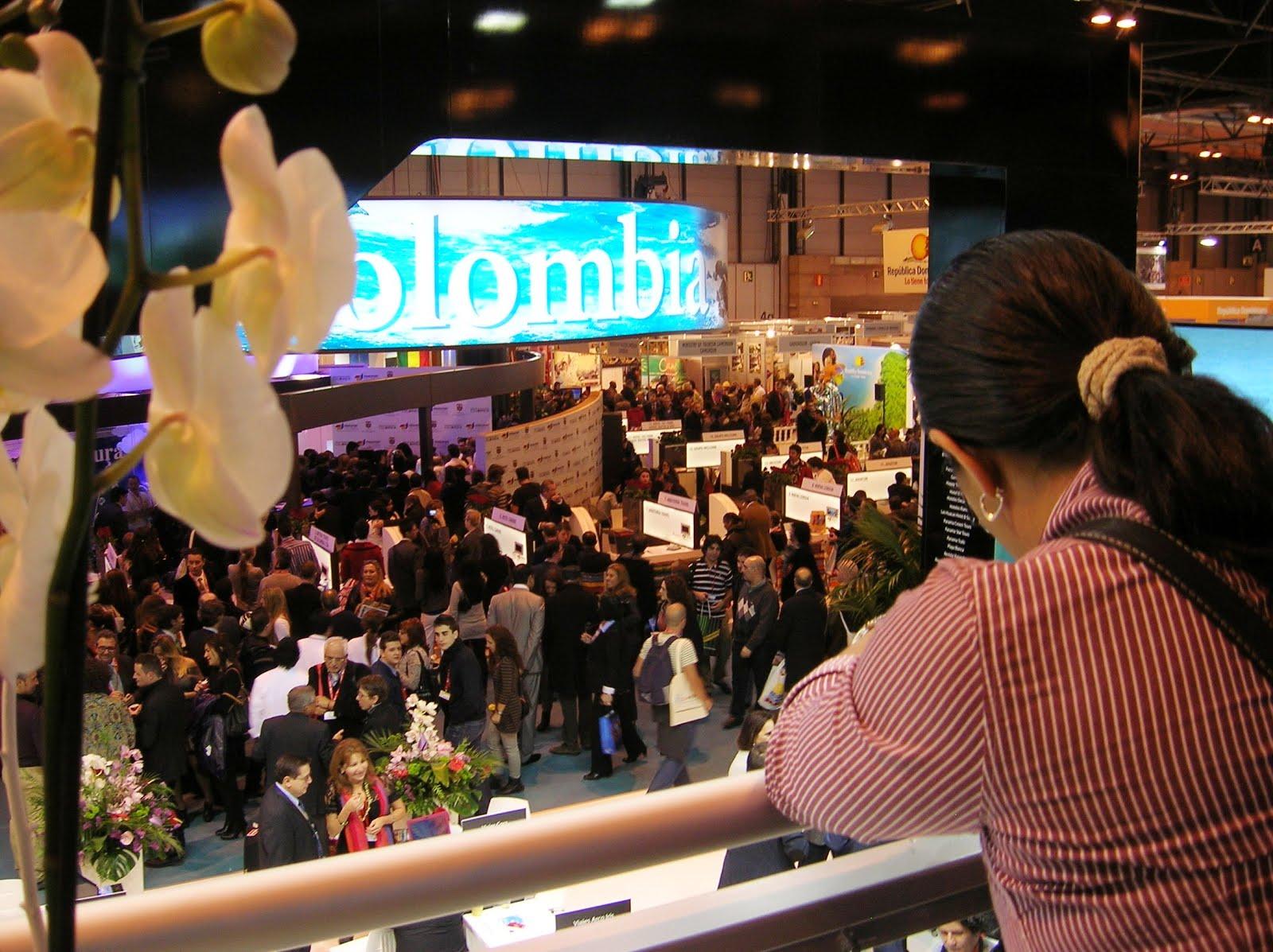 Fitur, Feria de Madrid, vuelta al mundo, round the world, La vuelta al mundo de Asun y Ricardo