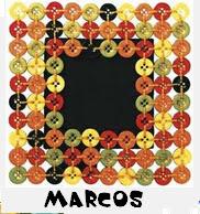 http://manualidadesdebotones.blogspot.com.es/2013/11/marcos-con-botones.html