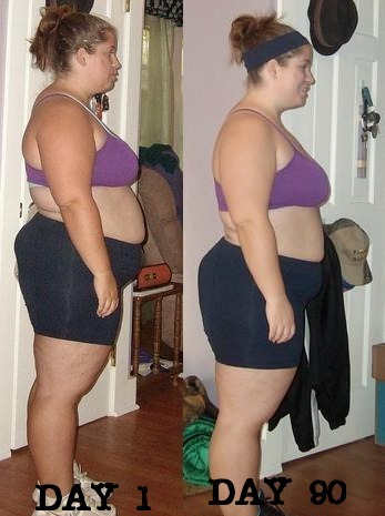 Weight Loss Transformation: 90 Days