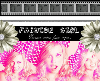 banner fashion girl photofiltre studio