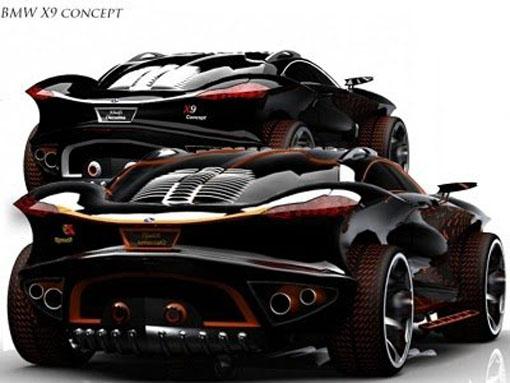 Bmw X9 Automotive Todays