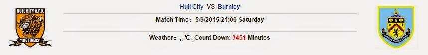 Soi kèo cá cược Hull City vs Burnley