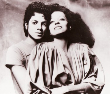 Michael Jackson & Diana Ross Affair