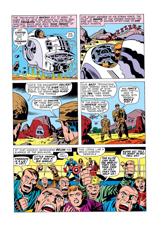 Captain America (1968) Issue #195 #109 - English 11