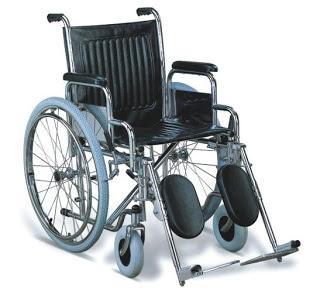 Kerusi roda orthopedic 脚傷轮椅 Elevating wheelchair