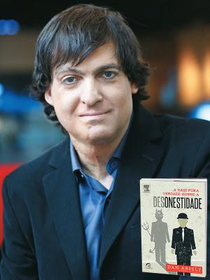 Livro Desonestidade - Dan Ariely