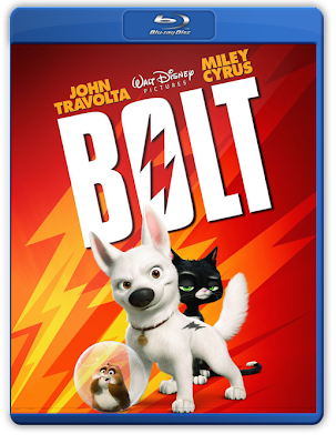 Bolt Bluray