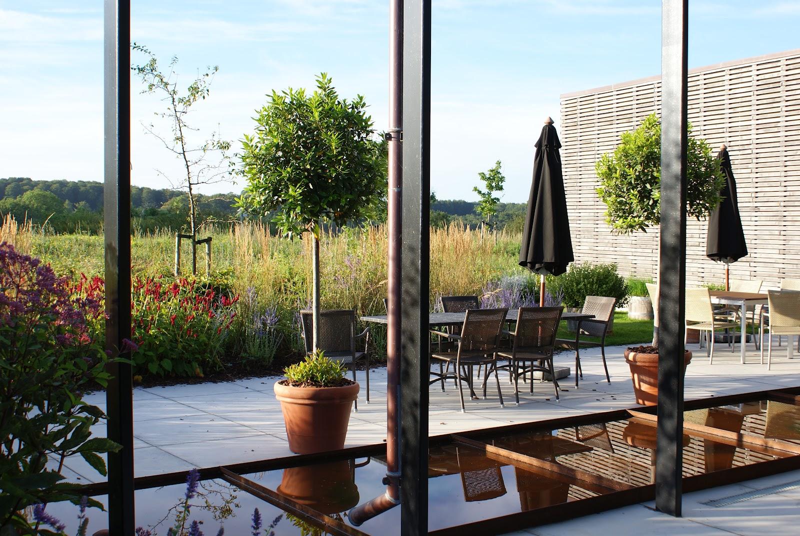 KJELD SLOT: Læ på terrassen