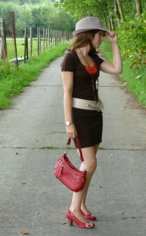 Honestbeauty: Outfit of the day - Starring Longchamp 4x4