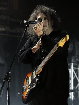 robert smith in australia 2011