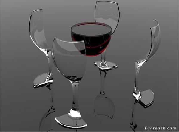 Ένα ποτήρι κρασιού μπορεί να κάνει τη