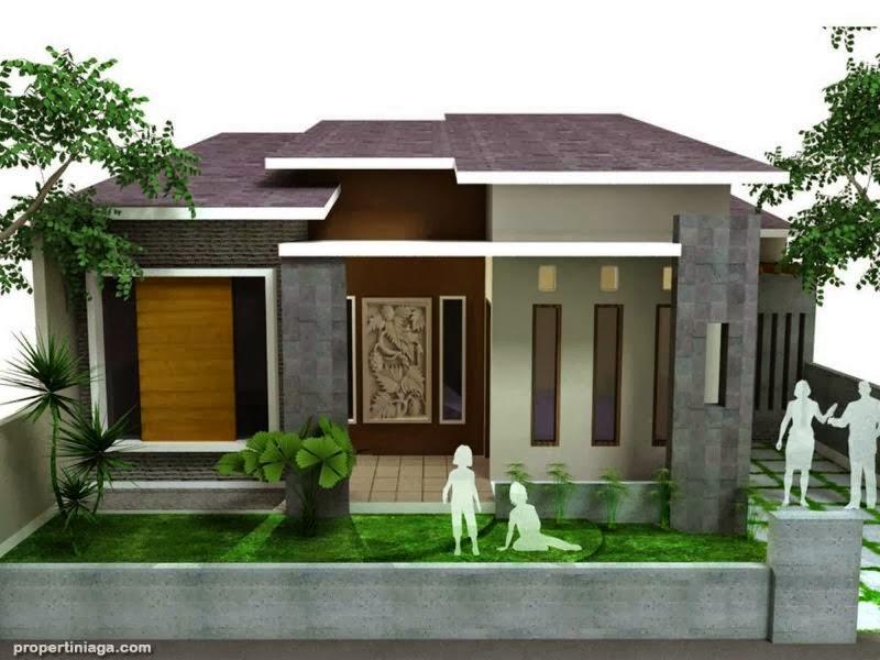 Gambar model rumah minimalis baru