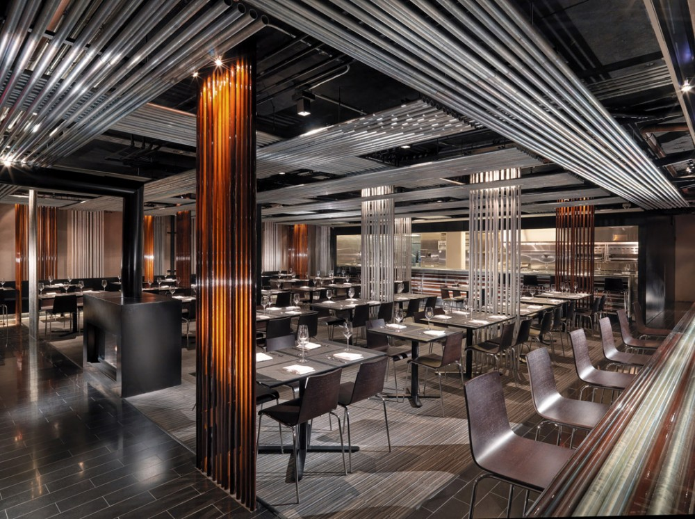 Best Restaurant Interior Design Ideas Conduit Restaurant