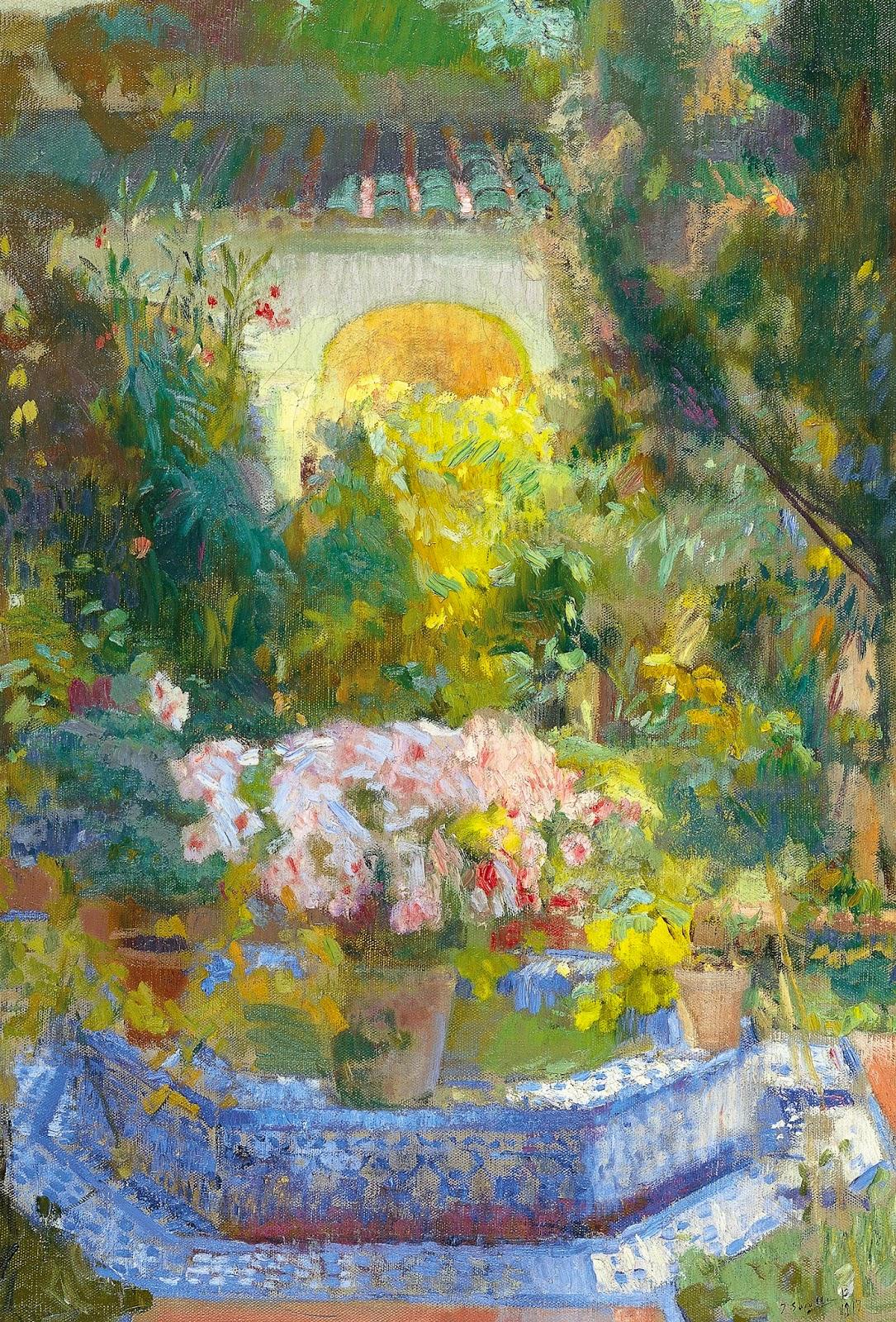 Pinturas impresionistas modernistas y neoimpresionistas - La casa del cuadro ...
