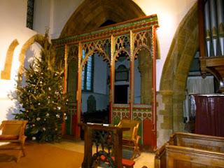 All Saints' Brixworth Saxon church Northampton