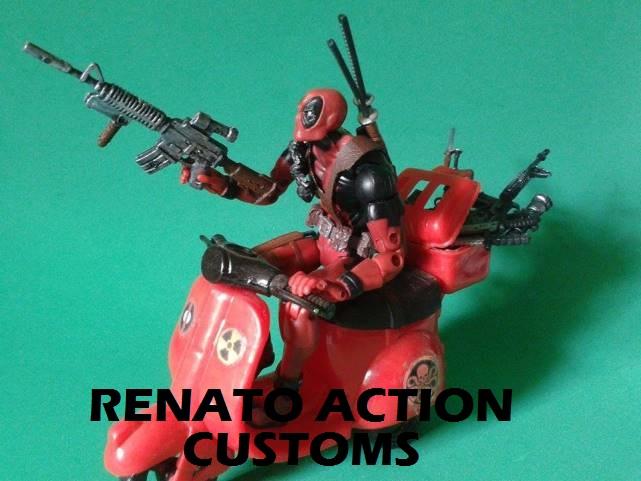 Renato - Customização de Figuras de Ação
