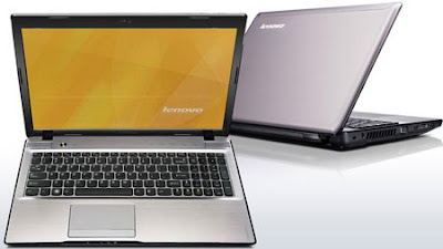 new Lenovo IdeaPad Z575 NoteBook