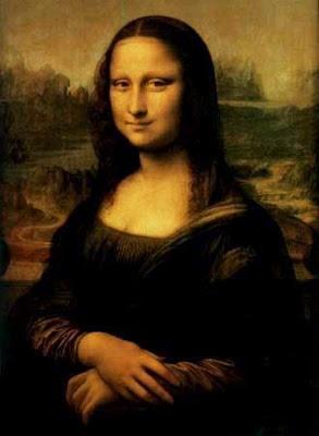 蒙娜麗莎 頭顱