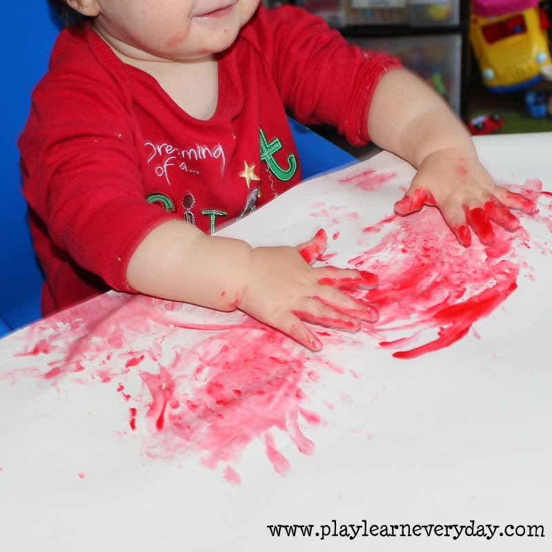 Baby Made Valentines Day Cards  Play and Learn Every Day