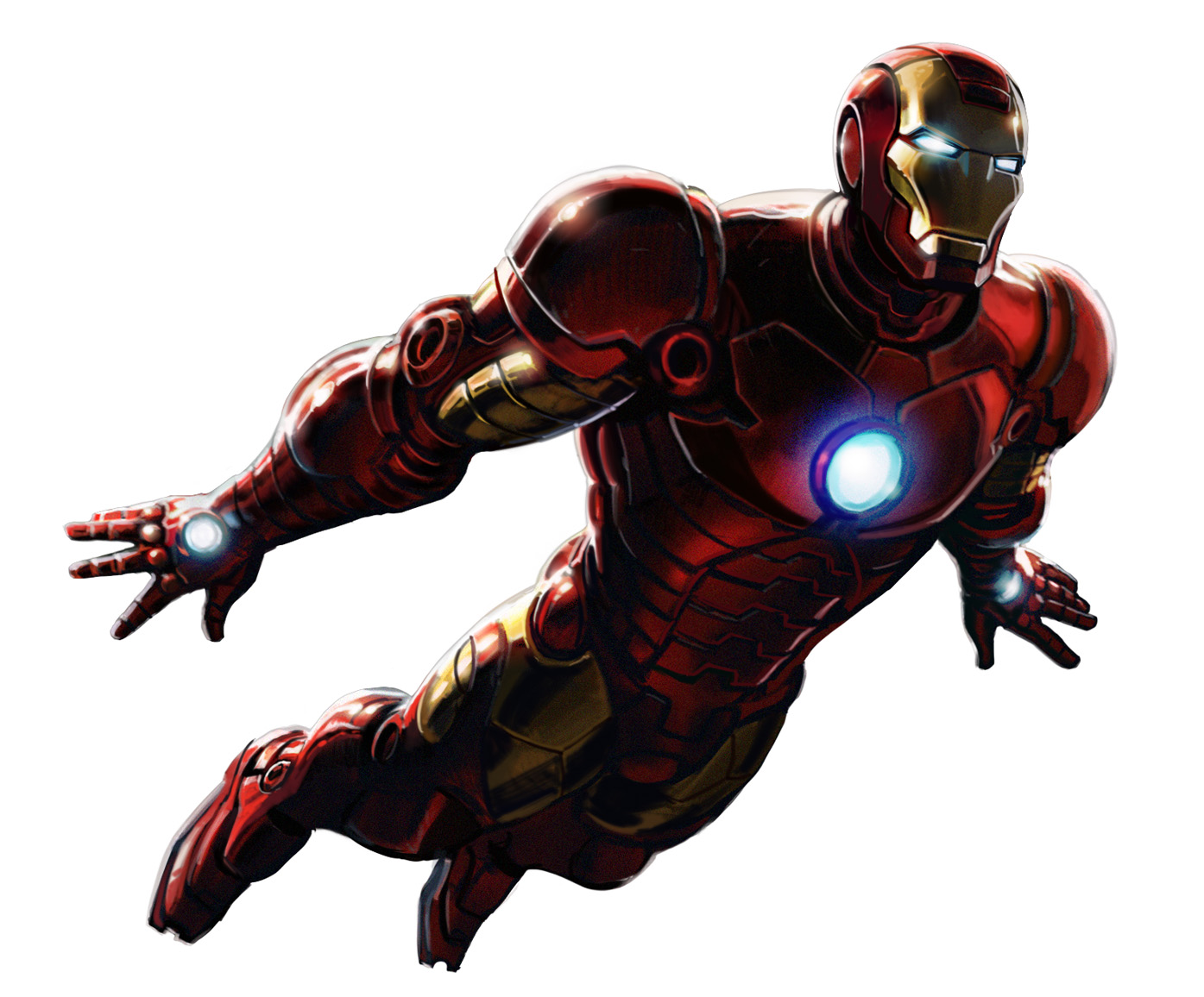 Marvel superheroes and villains  including  Spider-Man    Iron ManIron Man Marvel Avengers