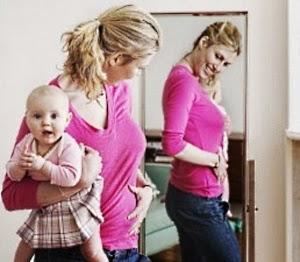 Ibu dan Bayi: Cara Menurunkan Berat Badan (Langsing) Setelah (pasca ...