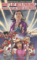 bookcover of What's up with Paulina?   Medikidz Explain Food Allergies  by Kim Chilman-blair